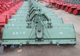 重庆1GZN系列烟地起垄机