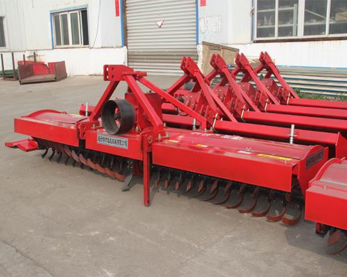 三轴旋耕机